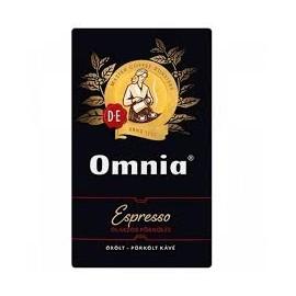 Omnia Espresso kávé őrölt 250g
