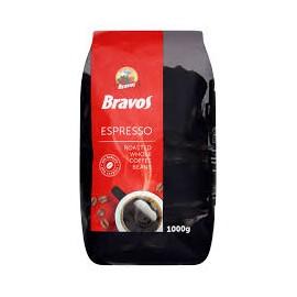 Bravos Espresso szemes kávé 1kg